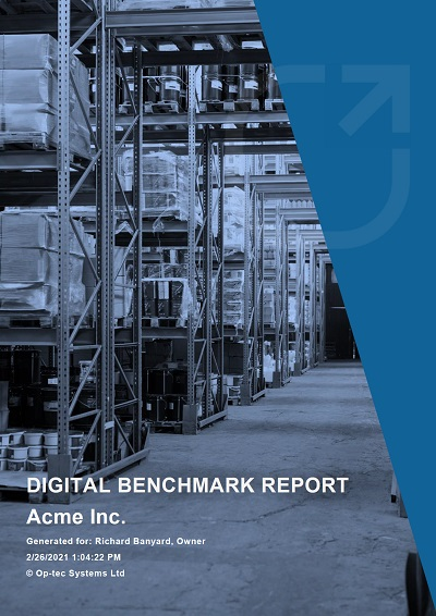 Digital Benchmark Report